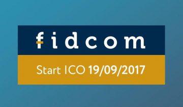 Fidcom – первая децентрализованная инвестиционная компания в области криптофинансов и технологии Blockchain
